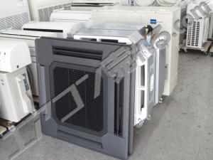業務用エアコン三菱電機6馬力天井カセット形マルチタイプ黒パネル
