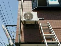 東京都中野区 H様のエアコン買取(室外機)