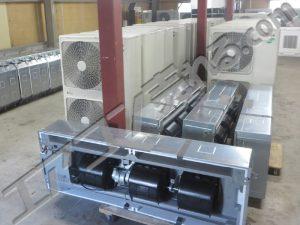 東芝天カセ形2方向6馬力業務用エアコン
